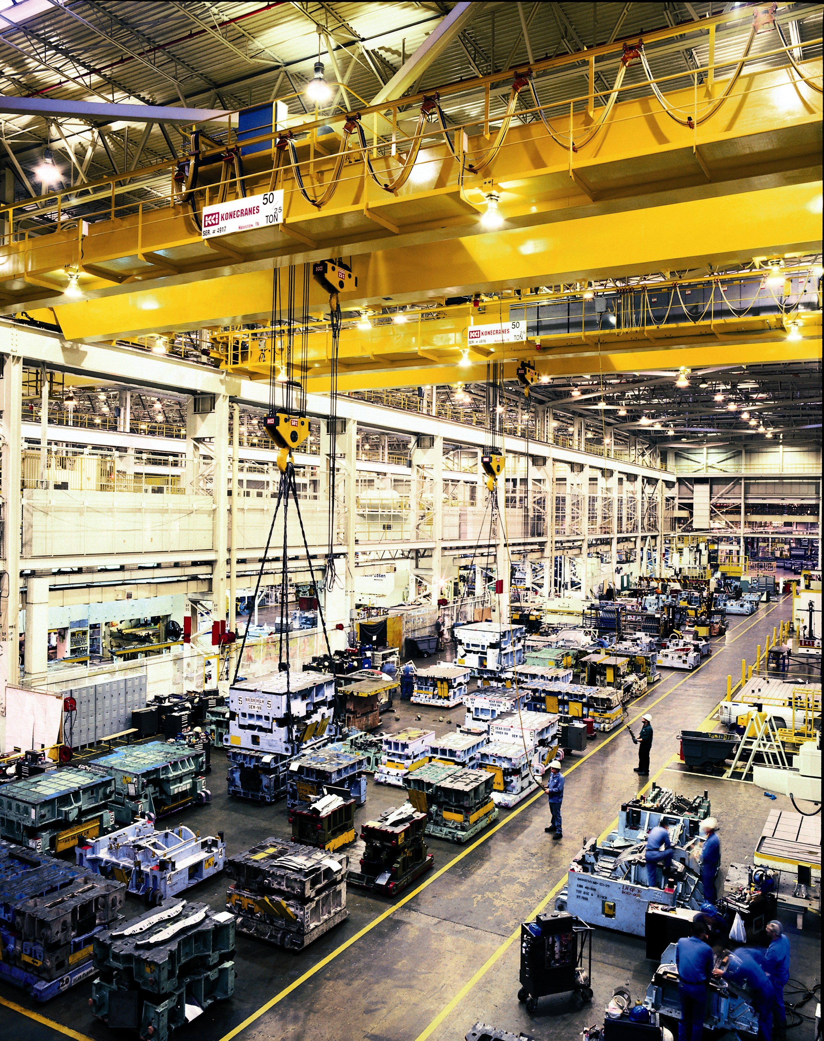 North American Automotive Manufacturers Select Kci