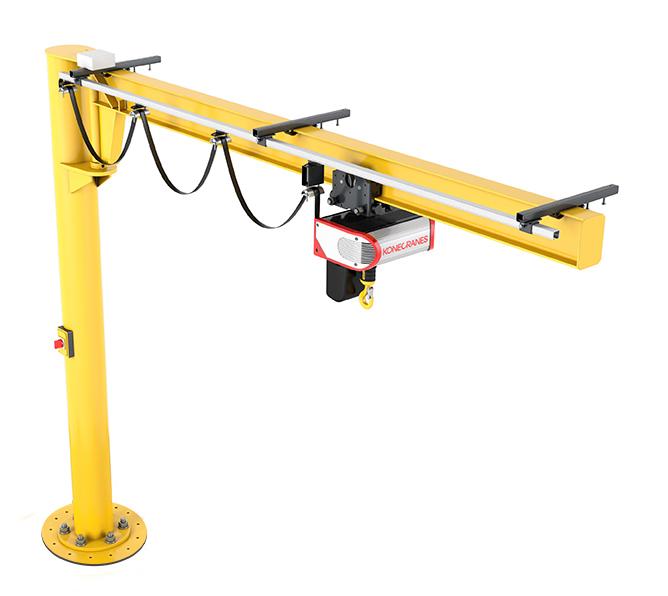 Material Handling Crane Forward Repair System : Auxiliary handling konecranes