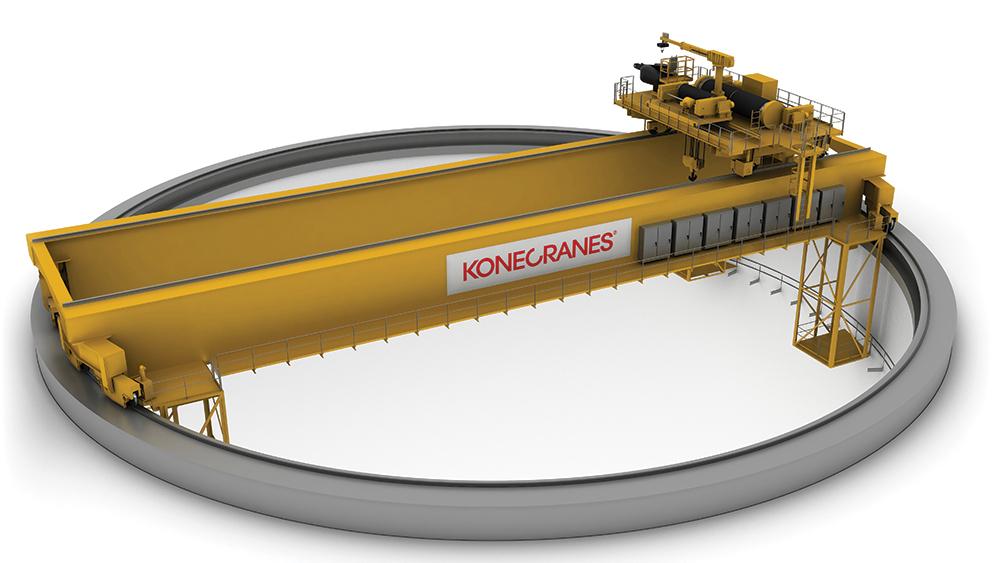 Nuclear Polar Cranes Konecranes Com