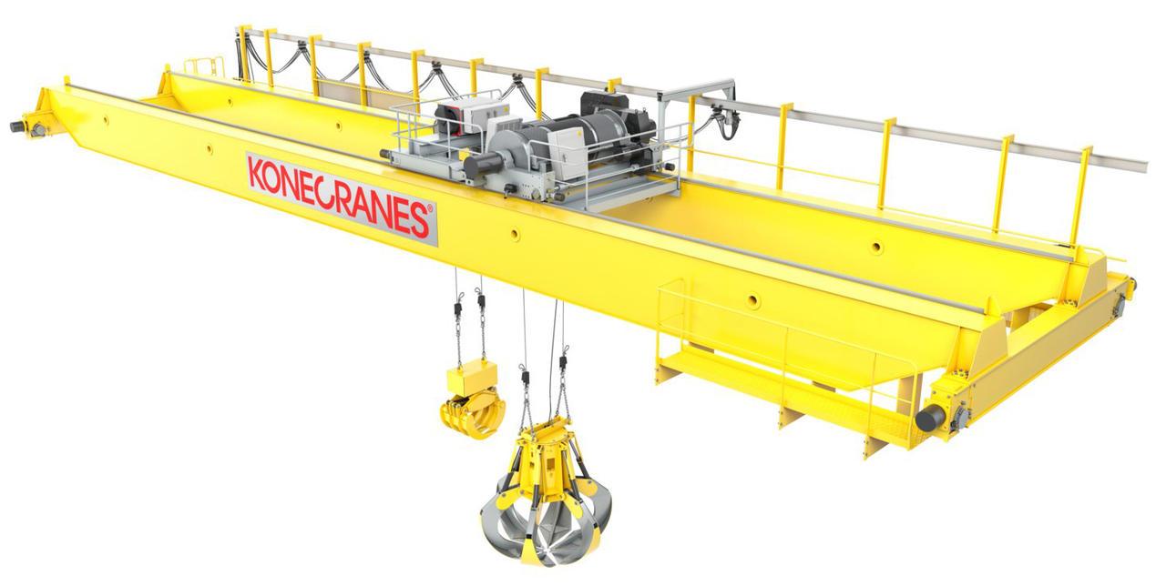 Portal crane: types and characteristics 70
