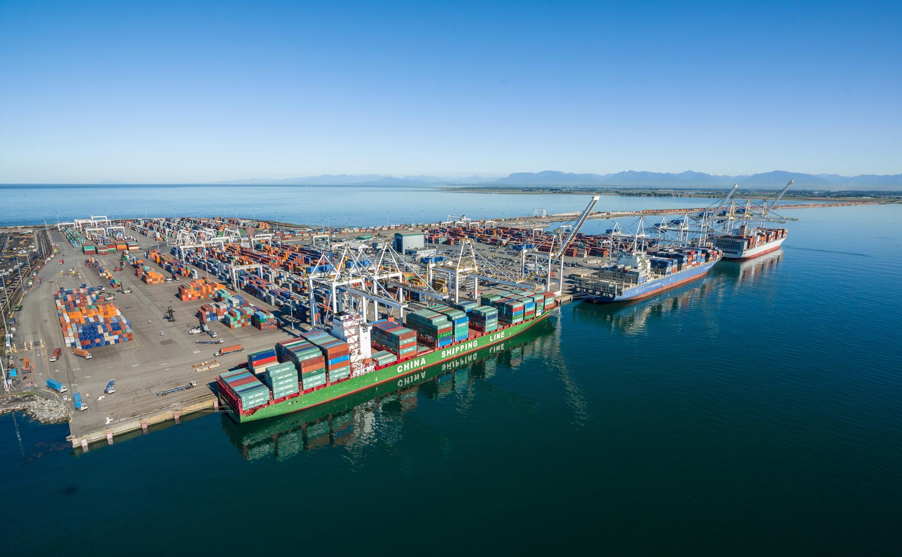 Overhead Cranes Vancouver Bc : Konecranes wins rtg order for gct deltaport in vancouver canada