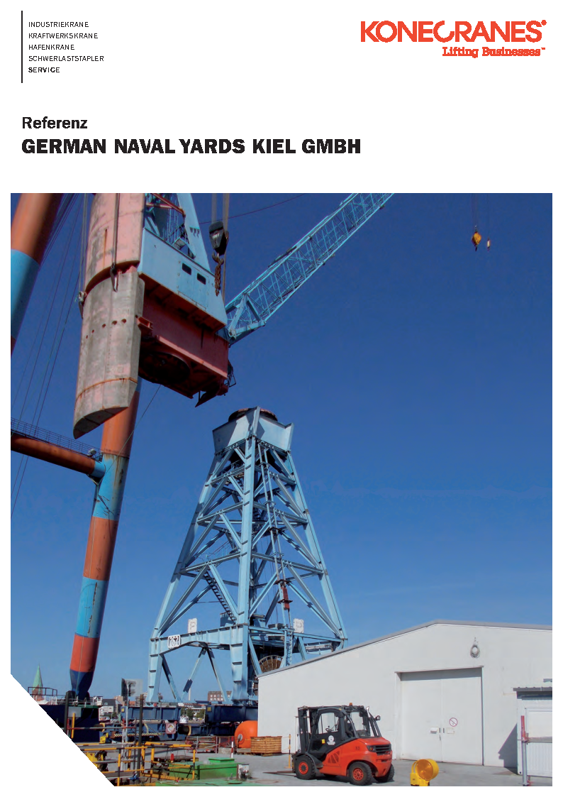 German Naval Yards Kiel