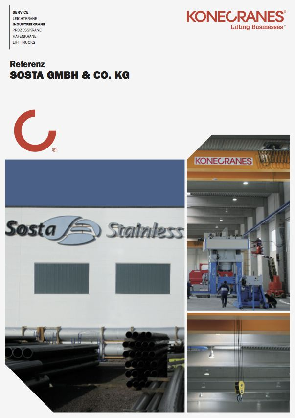 Sosta Stainless Pipes