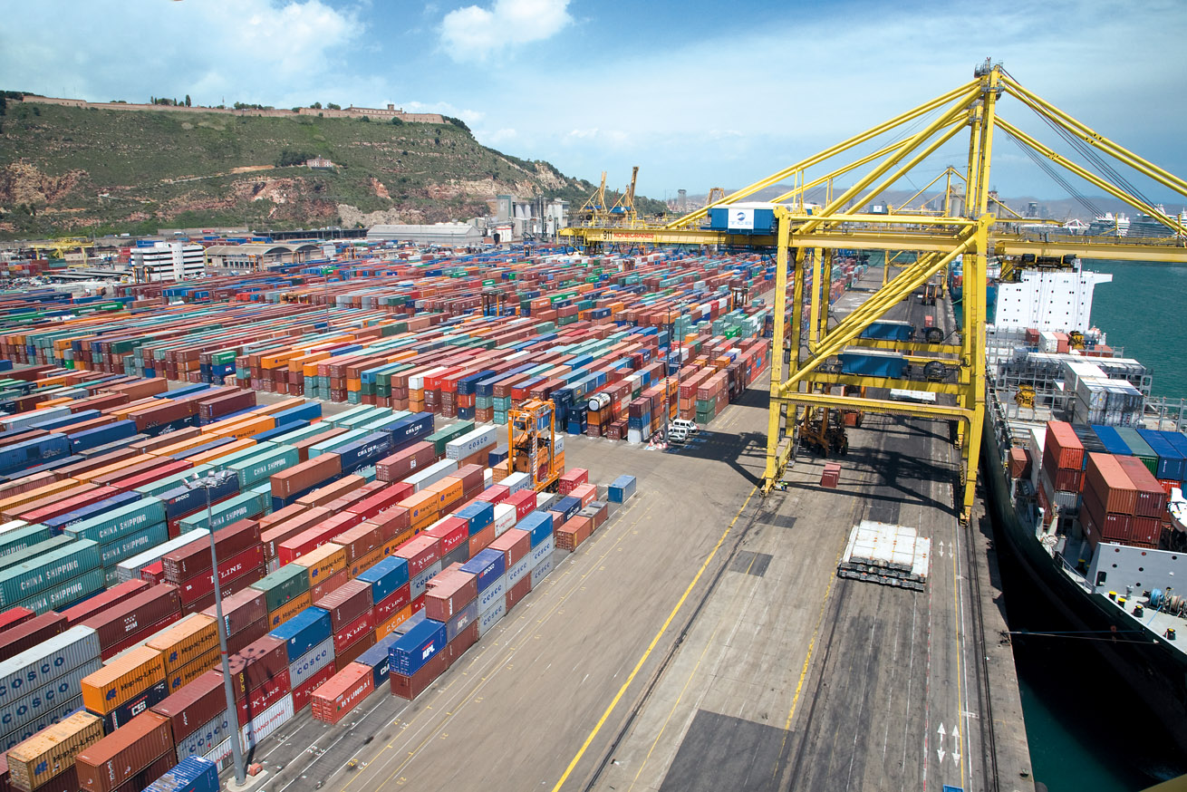 Ship To Shore Gantry Crane Nedir : Ship to shore gantry cranes konecranes
