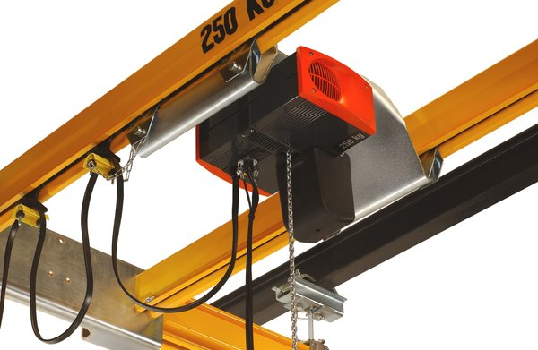 Workstation Crane Systems : Xm steel workstation cranes