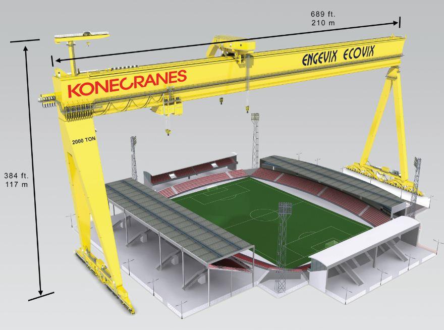 Mobile Gantry Crane Nz : Goliath gantry cranes konecranes