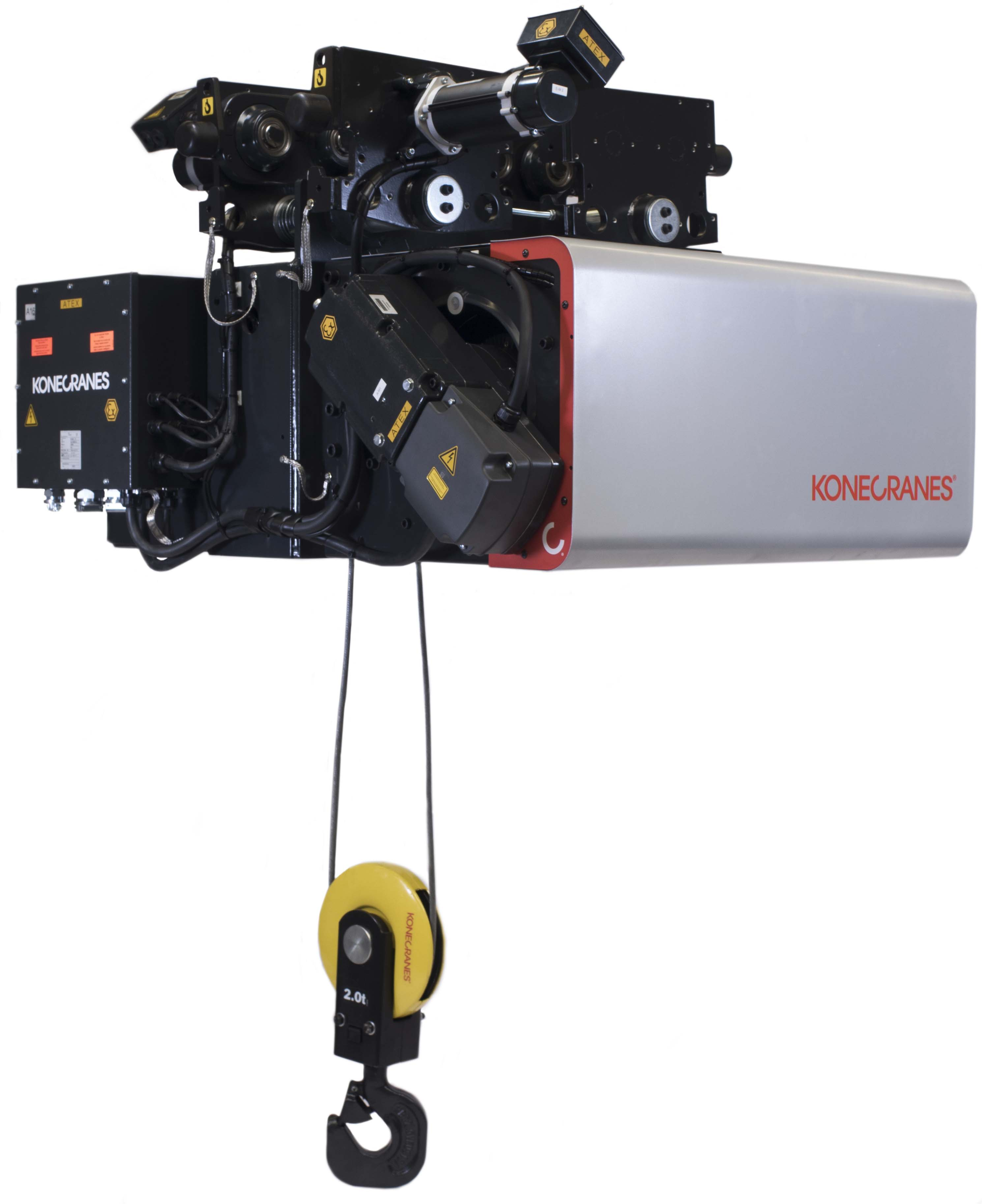 EXCXT Electric Wire Rope Hoist