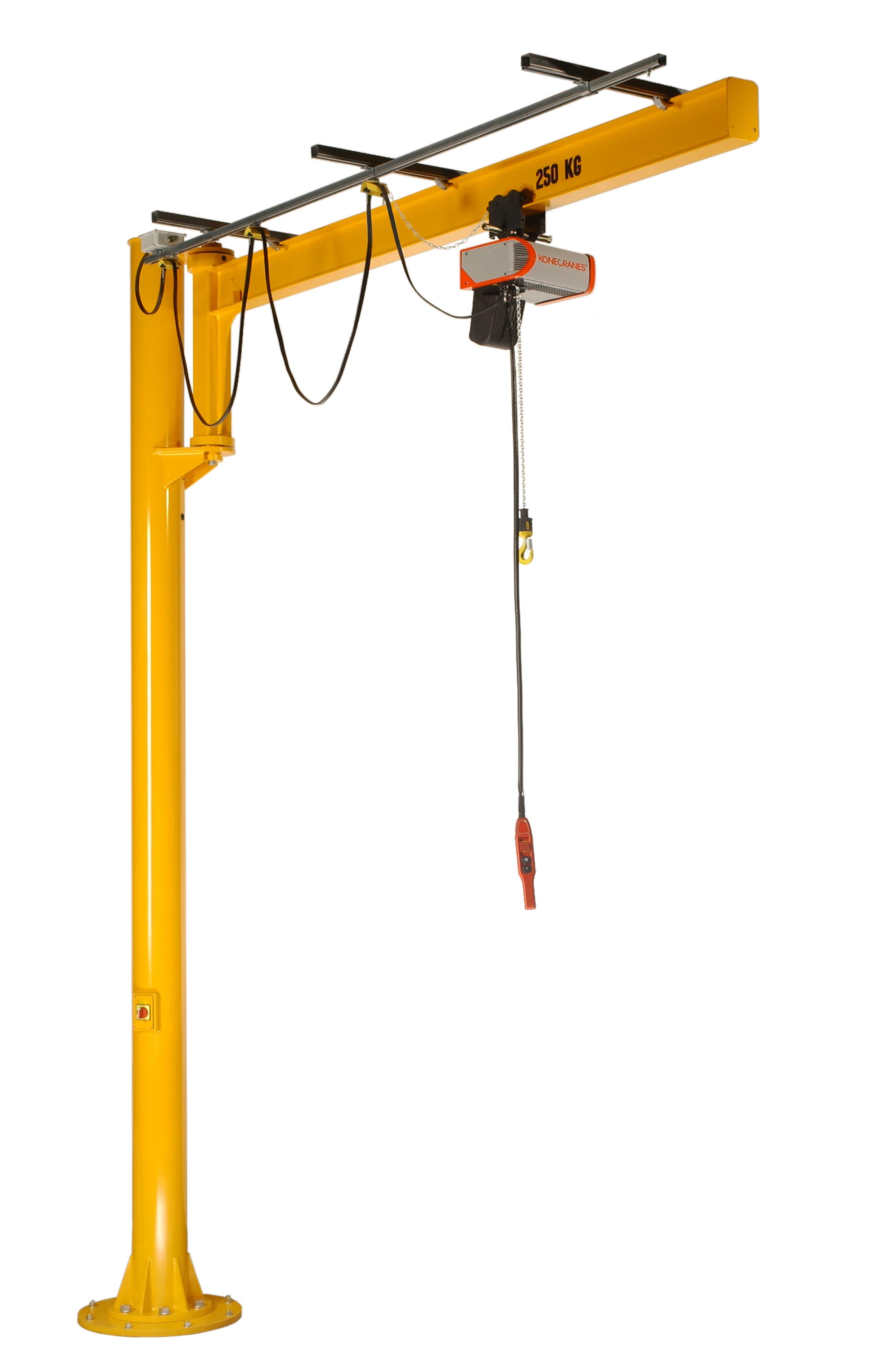 Jib Cranes Images : Jib cranes konecranes