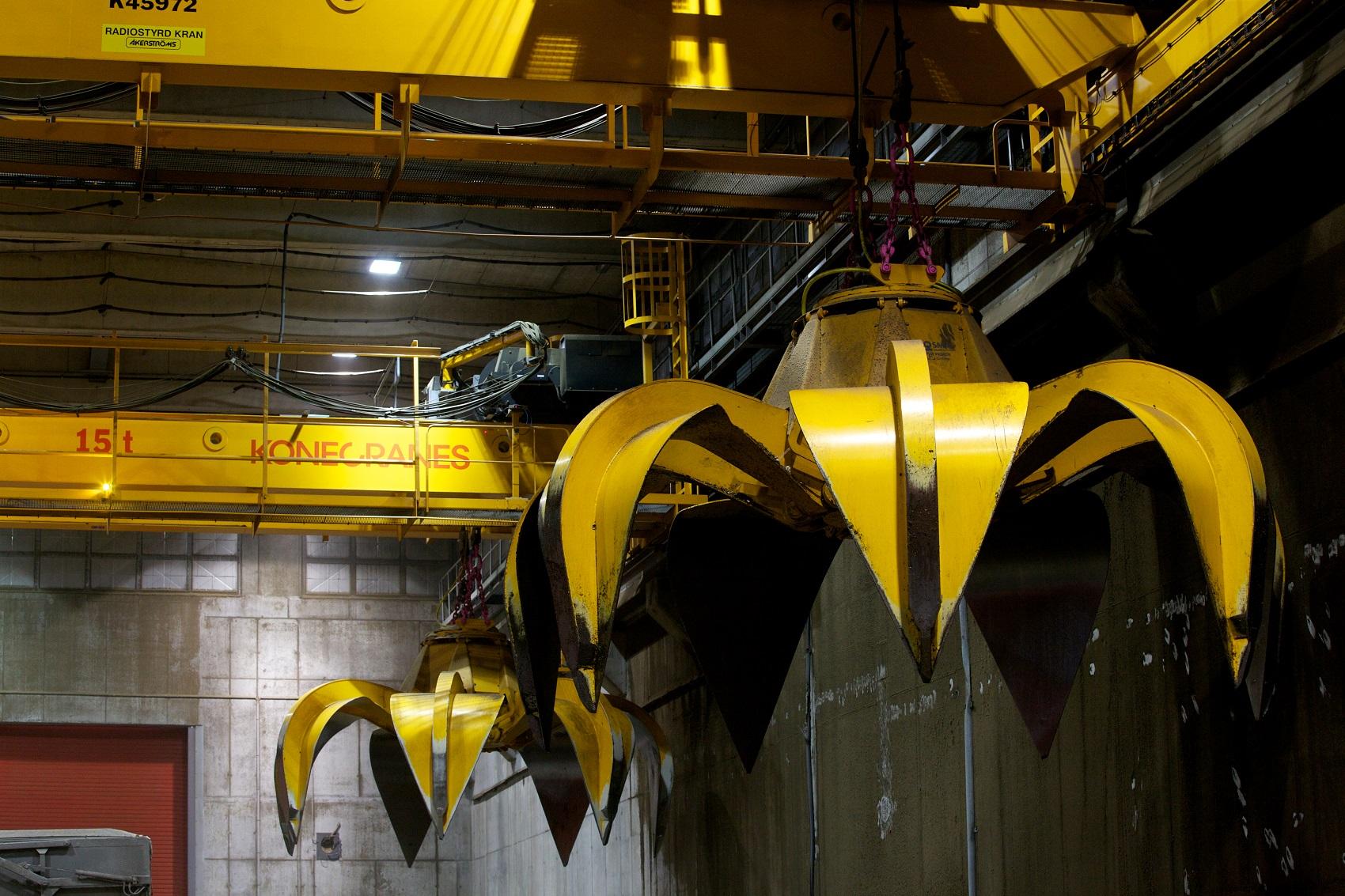 Waste To Energy Wte Cranes Amp Services Konecranes Com
