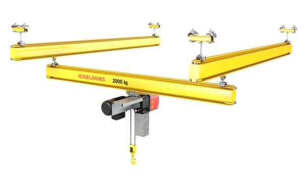 Workstation Crane Systems : Ex workstation cranes