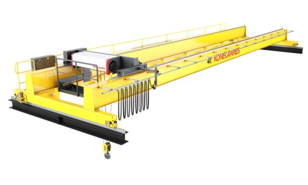EXCXT Electric Wire Rope Hoist Cranes | Konecranes