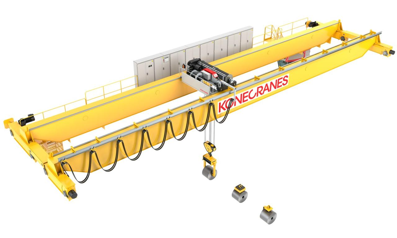 Overhead Crane Safety South Africa : Automated cranes konecranes