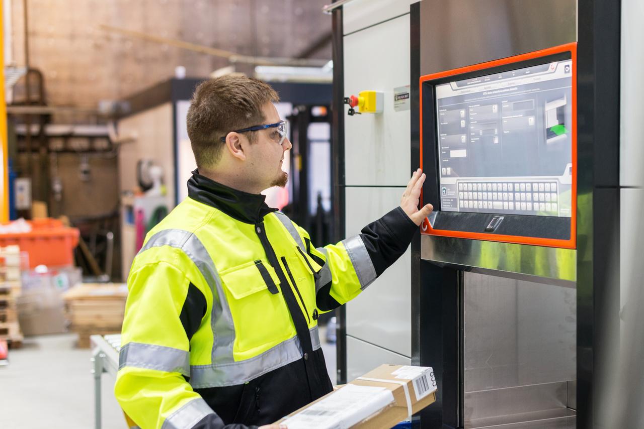 Maintenance, Repair and Operations Warehouse | Konecranes