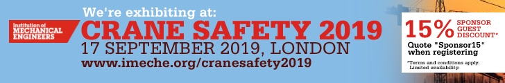Konecranes involved with the Crane Safety 2019 seminar in London