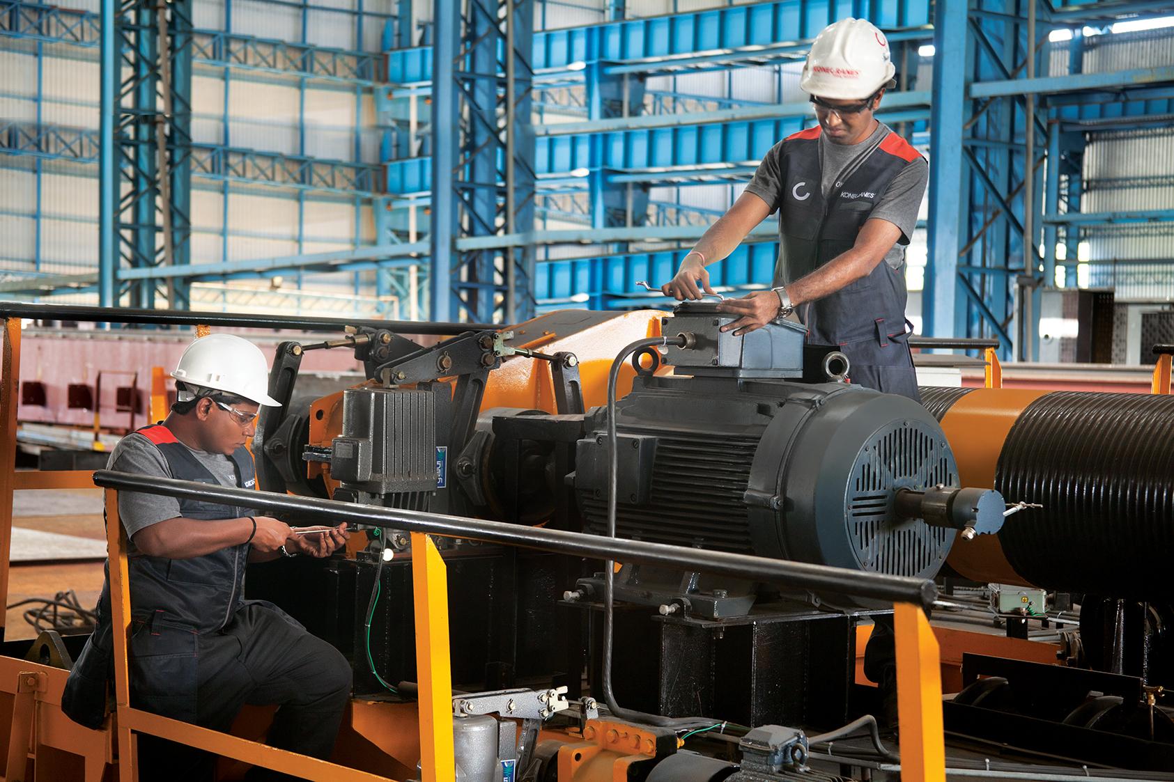Crane Hoist Replacement Crane Modernizations