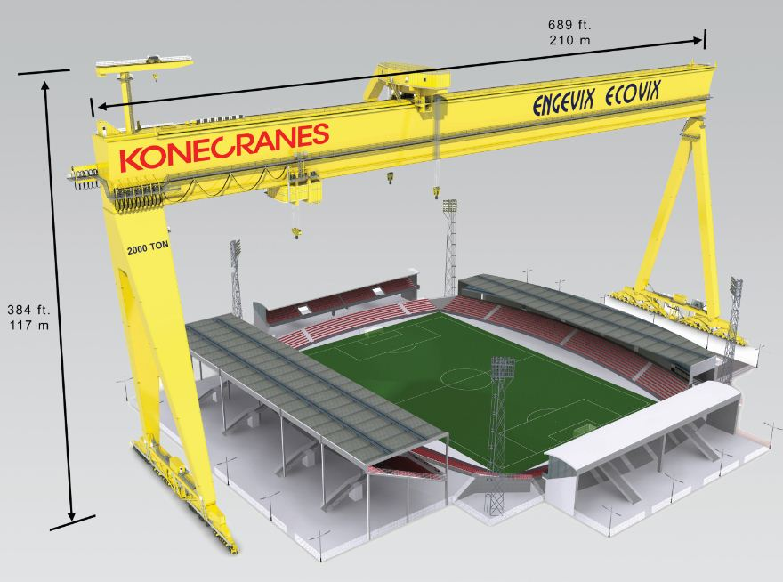 crane systems in india