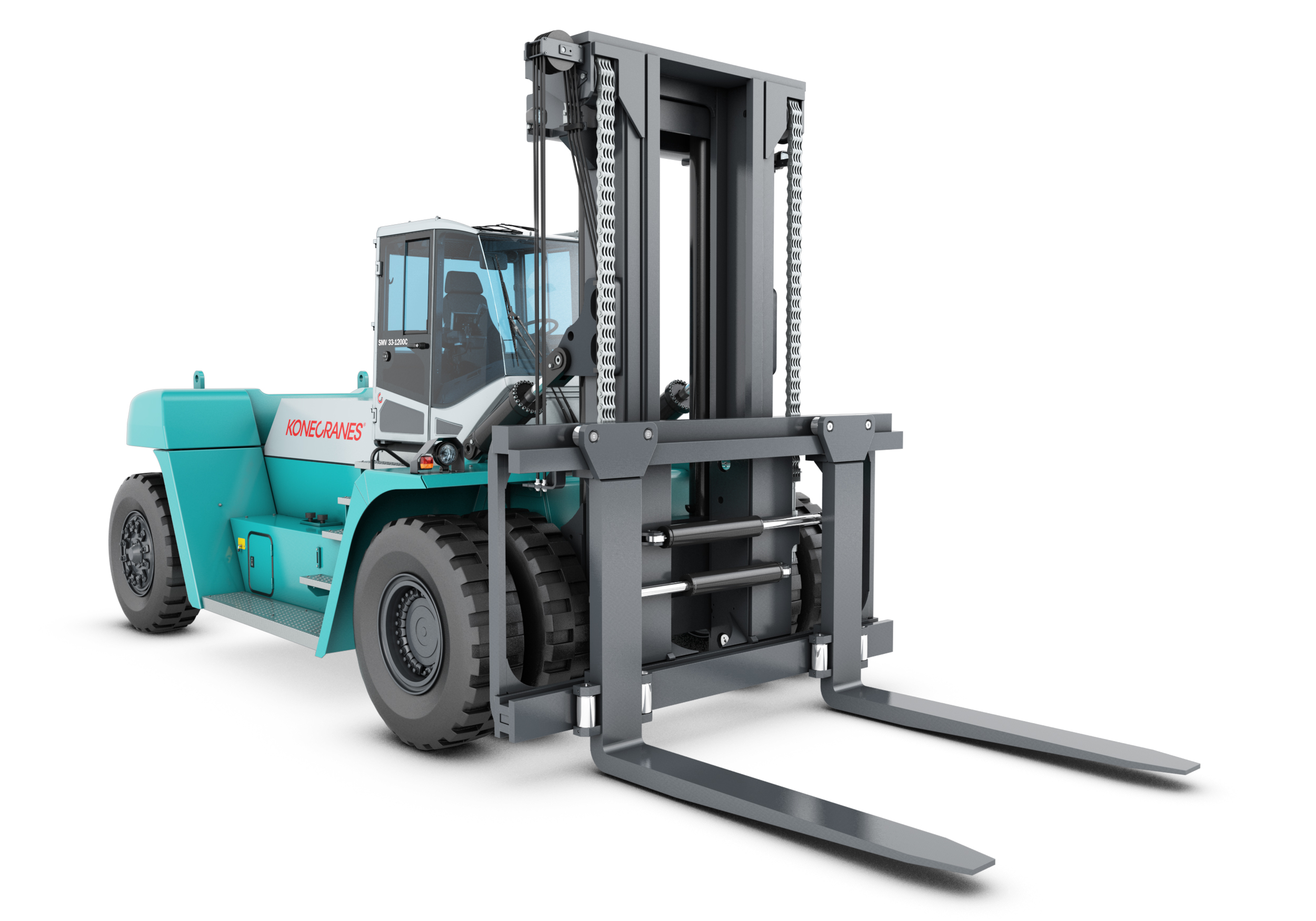 Fork lift truck: technical specifications, features and types 35
