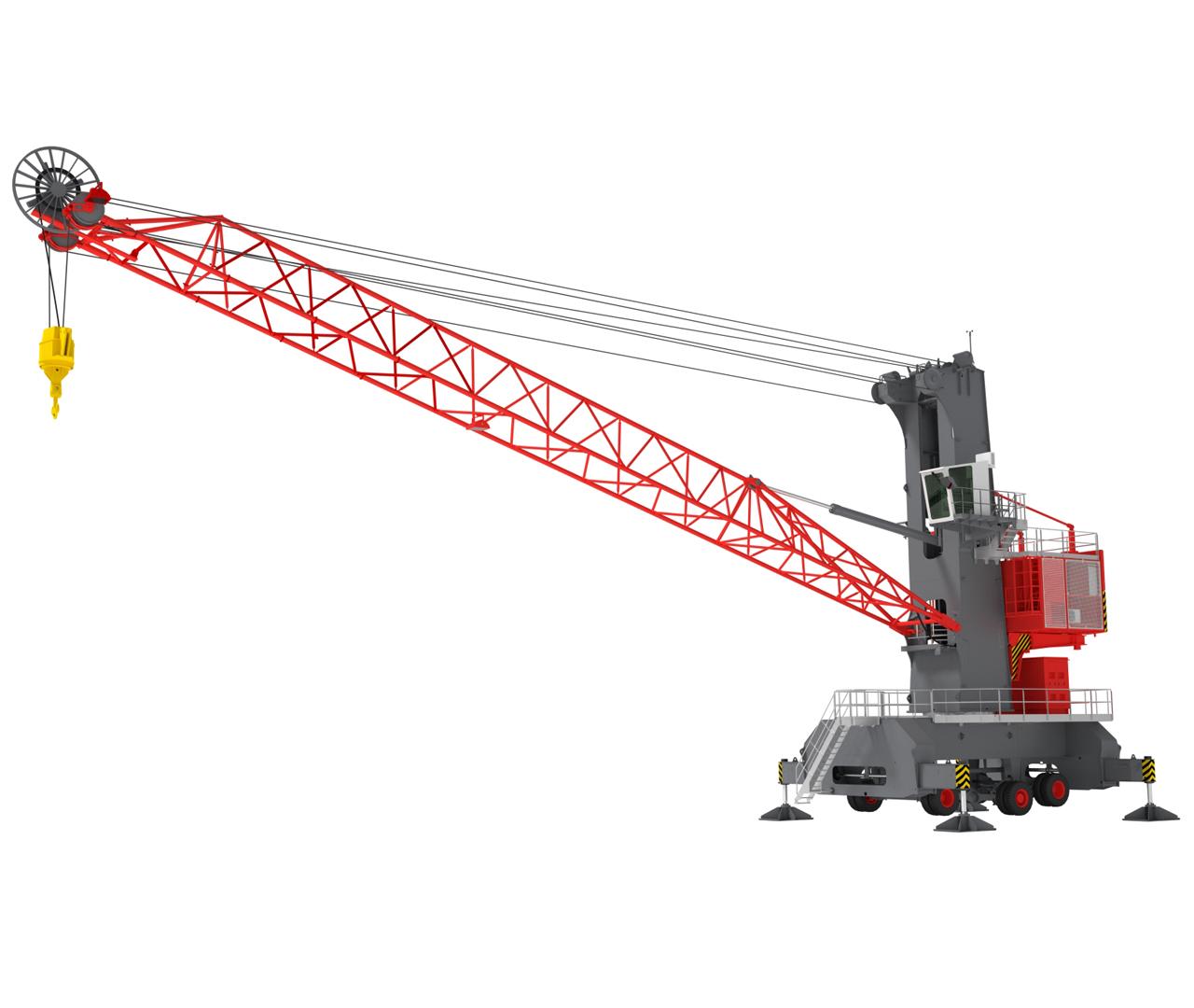 Mobile Harbor Cranes Kone Crane Wiring Diagram Quaymate M50