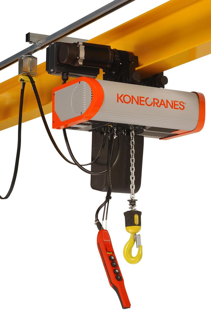 Choice of electric hoists 70