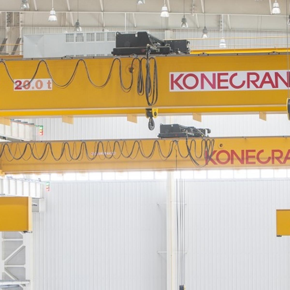Cxt Wire Rope Hoist Cranes Konecranes Belarus Tractor Wiring Diagram
