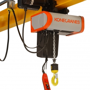 elektryczny wciągnik łańcuchowy