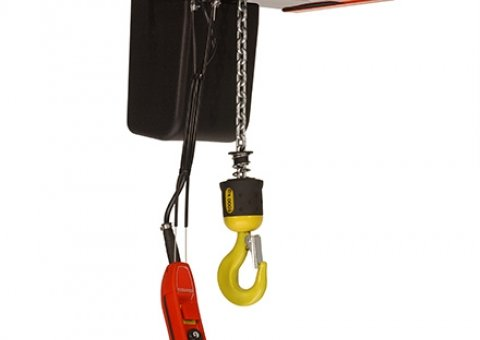 CLX electric chain hoist