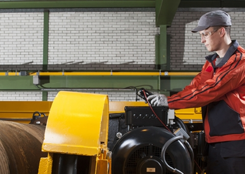 Why modernize your overhead crane? hero