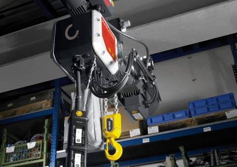 Electric Chain Hoists image