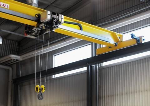 Overhead Cranes | Konecranes