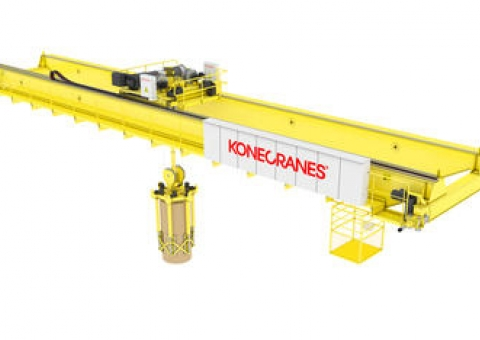 Mechanical Roll Gripper for Wrapped Roll Storage image