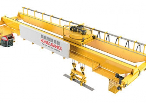 Slab and Billet Handling Cranes image