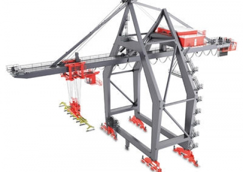 Plate Loading Cranes image