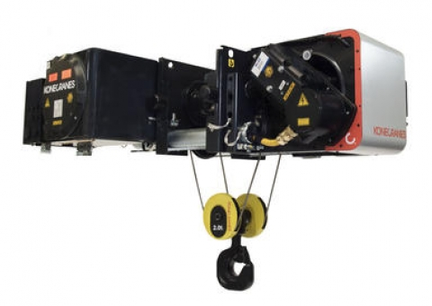 Hazardous environment cranes and hoists image