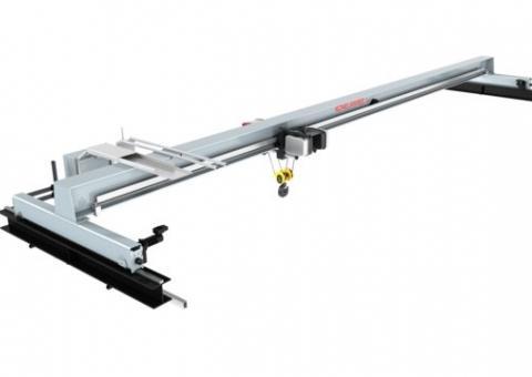 CXT NEO Wire Rope Hoist Crane image