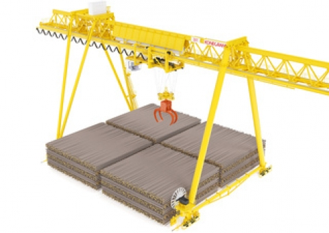 Portal, Storage and Woodyard Cranes image