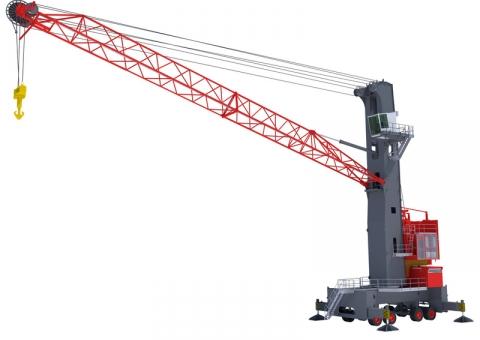 Mobile harbor cranes | Konecranes