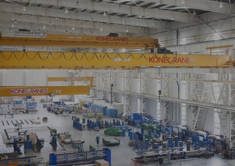 Konecranes Lifecycle care
