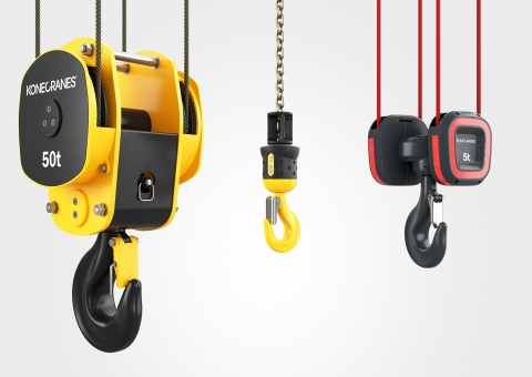Konecranes proudly presents Next Generation of Lifting.