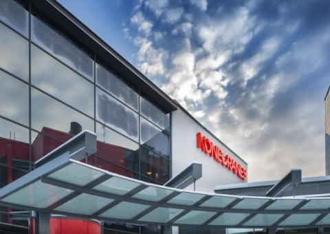 Konecranes Q1 2021 earnings - Hyvinkaa Finland office