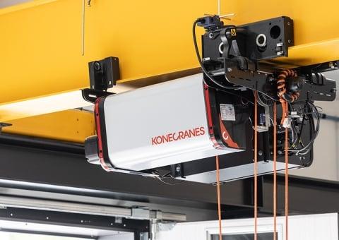 Overhead crane technology
