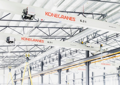 Grand secteur mécanique Crâne Treuil//Crane