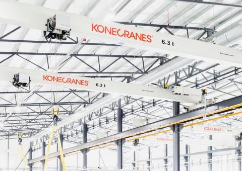Overhead Cranes | Port Cranes | Crane Parts | Crane Services