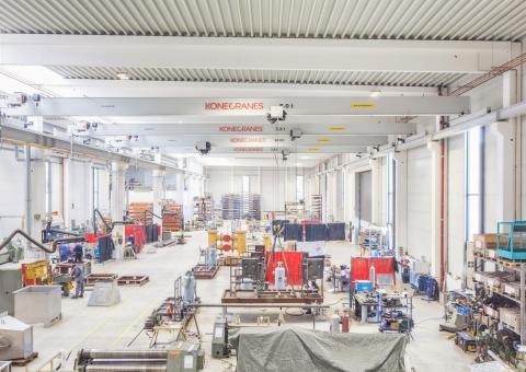 Overhead Cranes | Port Cranes | Crane Parts | Crane Services ...