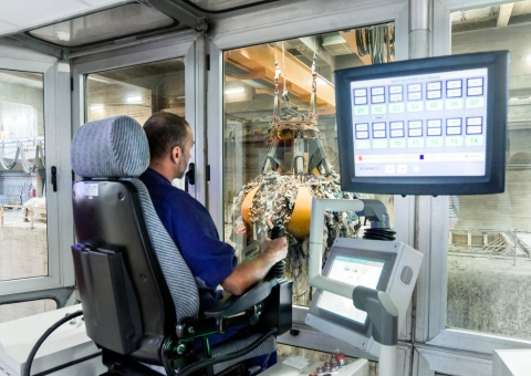 Automation improves productivity and cost efficiency image