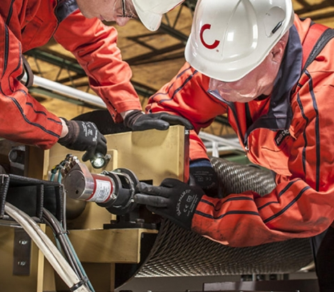 What happens during a Konecranes inspection?