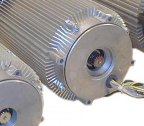 Energy efficiency in hoisting motors | Konecranes