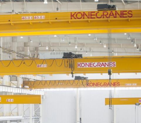 Overhead crane terminology | Konecranes on