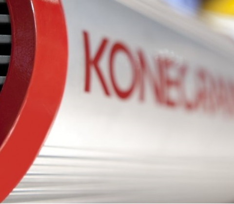Electric Chain Hoists | Konecranes