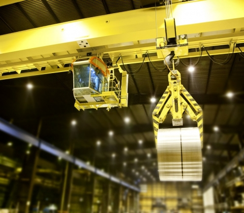 Steel Structure Analysis | Konecranes