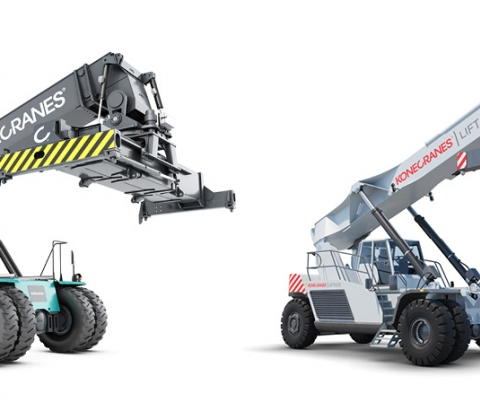 Reach Stackers | Konecranes